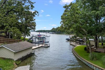 Single Family Home For Sale: 1605 Oak Shore Drive