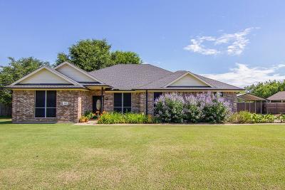 Single Family Home For Sale: 409 E Kaufman