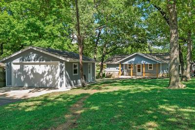 Mabank Single Family Home For Sale: 109 Deer Island Road