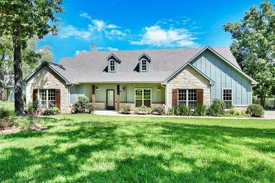 Larue Single Family Home For Sale: 8701 Toler Pointe