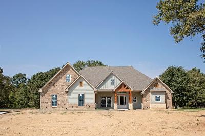 Mabank Single Family Home For Sale: 114 Lighthouse Lane