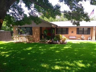 Malakoff Single Family Home For Sale: 403 Oak Street