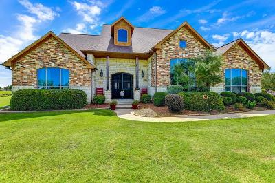 Mabank Single Family Home For Sale: 17831 County Road 4004