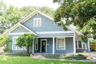 Athens TX Single Family Home For Sale: $112,500