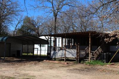 Mabank Single Family Home For Sale: 455 Cherokee Shores Drive