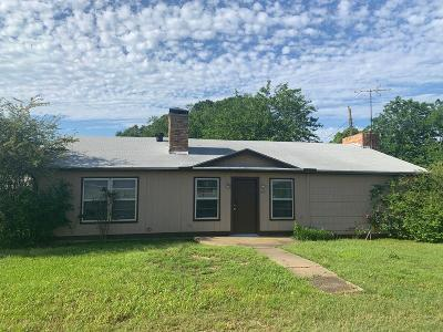 Mabank Single Family Home For Sale: 358 Valley View