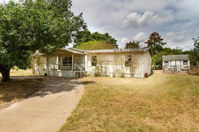 Athens TX Single Family Home Under Contract: $63,000