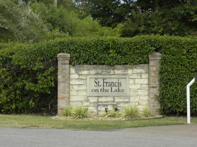 Residential Lots & Land For Sale: 110 Saint Francis Lane