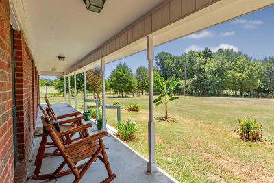Single Family Home For Sale: 21060 Old River Road