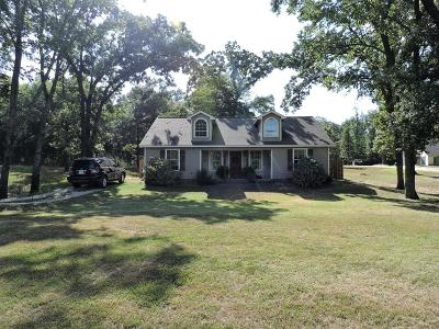 Eustace Single Family Home For Sale: 2480 Vzcr 2313