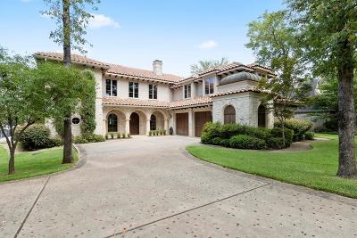 Mabank TX Single Family Home For Sale: $1,799,999