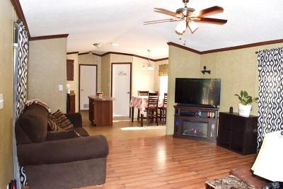 Athens TX Single Family Home For Sale: $74,500