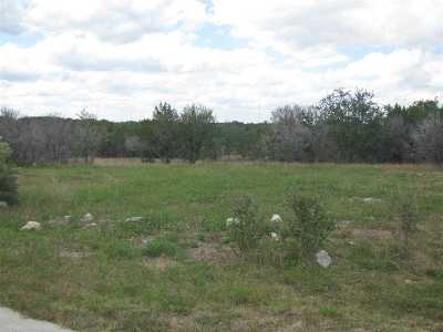Marble Falls Residential Lots & Land For Sale: 104 Hardie