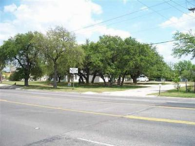 Lampasas Commercial For Sale: 1702 Central