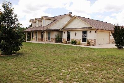 Single Family Home Sold: 9830 N Fm 1174