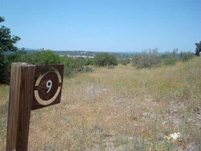 Horseshoe Bay Residential Lots & Land For Sale: Lot 9 Blazing Star