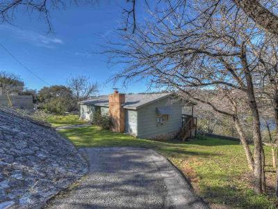Marble Falls Single Family Home For Sale: 410 Los Escondidos