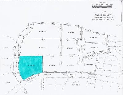 Horseshoe Bay Residential Lots & Land For Sale: W14020 Broken Hills/Mountain Leather