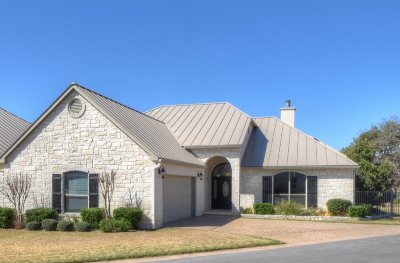 Horseshoe Bay W Single Family Home For Sale: 108 Waters Edge