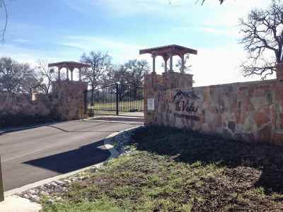 Round Mountain TX Residential Lots & Land For Sale: $96,000