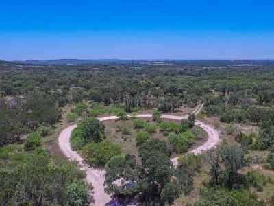 Burnet Farm & Ranch For Sale: 401 Hilltop