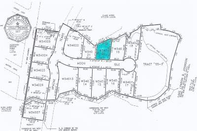 Horseshoe Bay W Residential Lots & Land For Sale: W-34020 Moon Isle