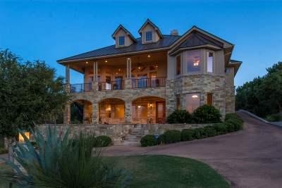 Horseshoe Bay W Single Family Home For Sale: 3614 Douglas Drive