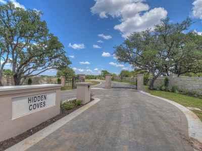Horseshoe Bay Residential Lots & Land For Sale: 8 Ensenada Lane