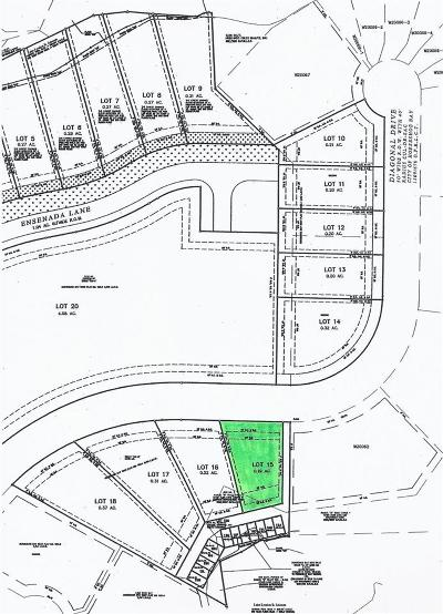 Horseshoe Bay Residential Lots & Land For Sale: 15 Diagonal Drive