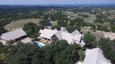 Spicewood Single Family Home For Sale: 494 Scenic Ridge