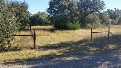 Burnet County Farm & Ranch For Sale: Lot 7 Amber Oaks
