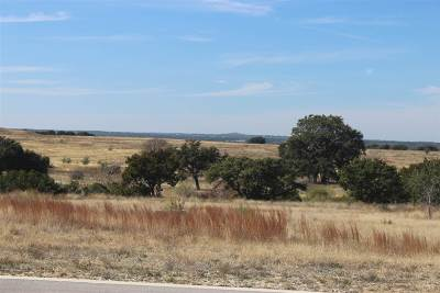 Marble Falls Residential Lots & Land For Sale: 105 Clear Springs