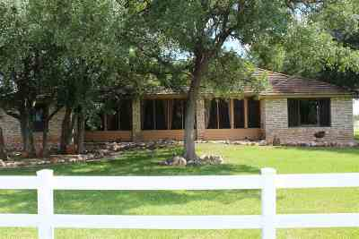 Marble Falls Farm & Ranch Pending-Taking Backups: 1125 Cr 403