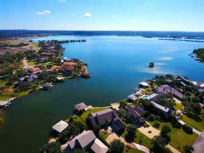 Marble Falls Single Family Home For Sale: 319 Wilderness Drive West