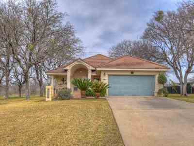 Horseshoe Bay P Single Family Home Pending-Taking Backups: 1117 Hi Circle North