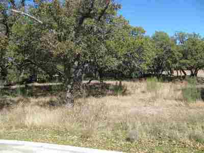 Marble Falls Residential Lots & Land For Sale: Lot 48 Clear Springs Court