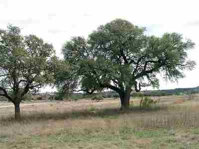 Marble Falls Residential Lots & Land For Sale: Lot 10 Mesa Grande Court