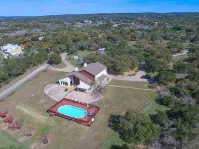 Burnet Single Family Home For Sale: 300 Cr 143