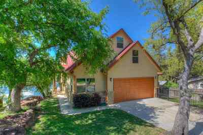 Burnet Single Family Home Pending-Taking Backups: 140 Lost Trail