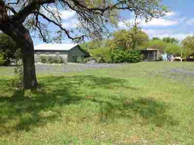 Spicewood Residential Lots & Land For Sale: 23924 Pedernales