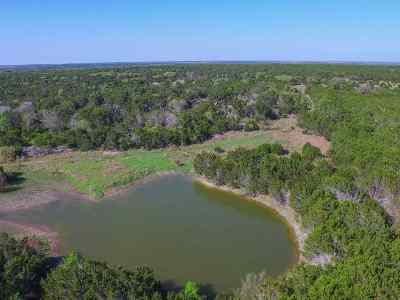 Burnet Farm & Ranch For Sale: Tract 19 Cr 200a