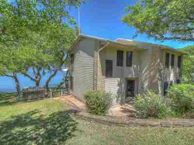Burnet Single Family Home For Sale: 500 Morgan Creek Dr