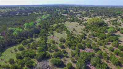 Burnet Farm & Ranch For Sale: Tract 20 Cr 200a