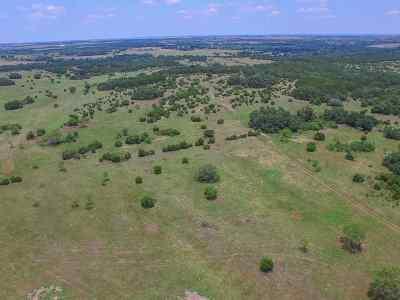 Burnet Farm & Ranch For Sale: Tract 38 Cr 200a