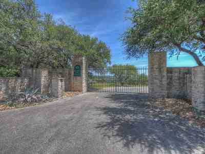 marble falls Farm & Ranch For Sale: 405 Sycamore Falls