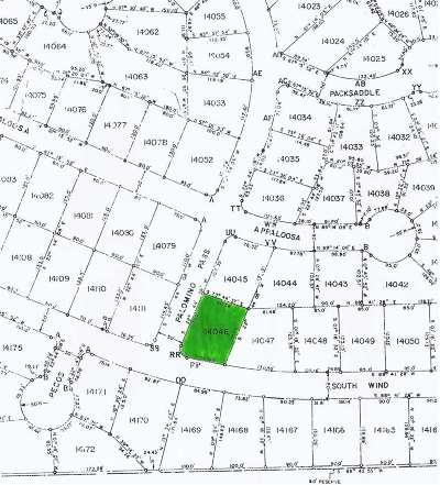 Horseshoe Bay P Residential Lots & Land For Sale: 14046 Palomino Pass