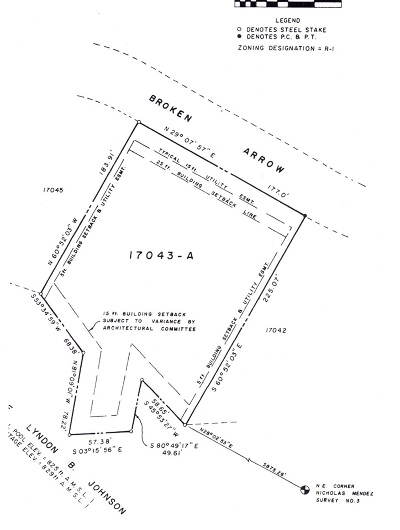 Horseshoe Bay Residential Lots & Land For Sale: 17043-A Broken Arrow
