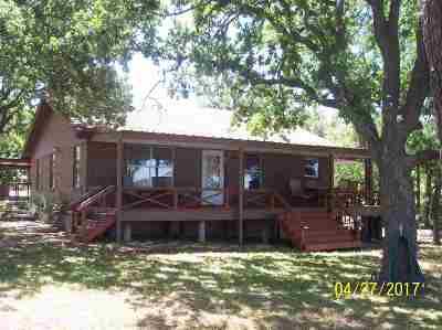 Burnet Single Family Home For Sale: 5300 Fm 690