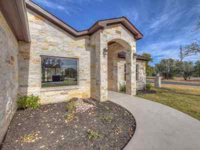 Horseshoe Bay Single Family Home For Sale: 100 Western Spur