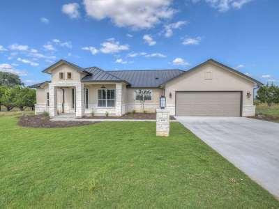Horseshoe Bay W Single Family Home For Sale: 400 Broken Hills